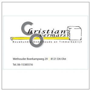 22. Christian Overmars