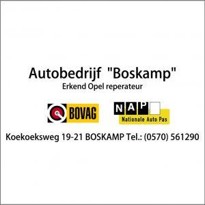 1. Autobedrijf Boskamp